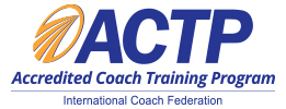 ICF Accredited Coach Training Program Logo